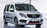 Хром для Mercedes Citan (2013+)