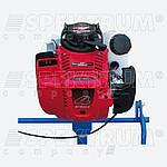 Виброрейка Spektrum РВ-01Д бензиновая (Honda GX35), с лезвием 1 м, фото 3