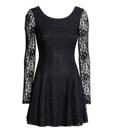 Новое кружевное платье H&M, фото 2