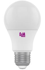 Светодиодная лампа ELM 7W PA10L E27 3000K