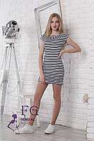 """Платье тельняшка """"L.V - Lite"""" 44"""