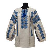 Льняная вышиванка Традиция