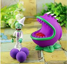 Іграшка Рослини проти зомбі-зубастик plants vs zombies