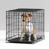 Savic ДОГ КОТТЕДЖ (Dog Cottage) клетка для собак 50-30-36,5 см