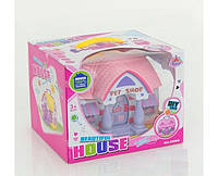 Дом игрушечный для куклы  5588А, кукольный домик