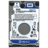 "Винчестер* 2,5"" 500GB Western Digital WD5000LPCX 7mm, 2.5""/500G/16M/SATA-III"