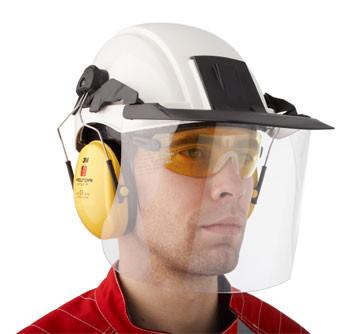 Защита головы, лица, глаз