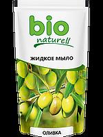 "Жидкое мыло Bio Naturell ""Оливка"" дой-пак, 500 мл."