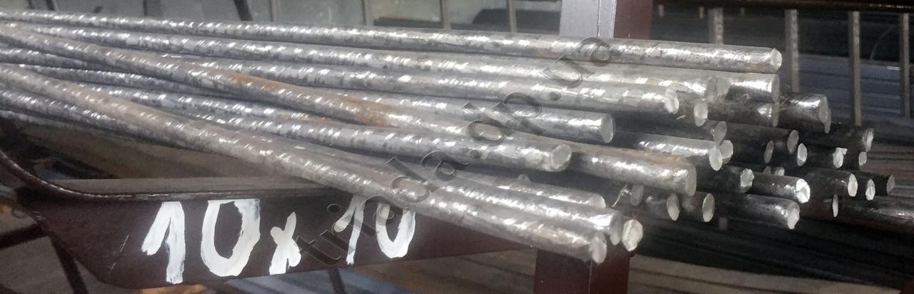 Круг стальной 10 мм (мера 6 м)