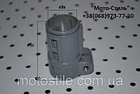 Хомут верхнего редуктора для бензокосы, мотокосы Sadko GTR 335-4T, фото 1