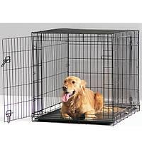 Savic ДОГ КОТТЕДЖ (Dog Cottage) клетка для собак 118х76х88 см
