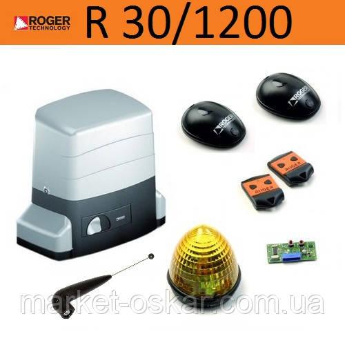 Автоматика для відкатних воріт Roger R30