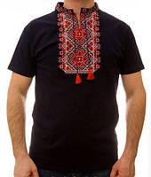 Качественная футболка в этно стиле БП