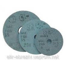 Круг шлифовальный 64С 350 х 40 х 127 керамика