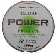 Леска Power Globe 100м  0.18