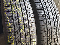 Шины бу 245/70 R17 Bridgestone