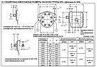 Шестеренчатые насосы с внешним зацеплением тип GP, фото 8