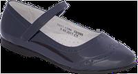 Туфли для/дев.5517-1546 Arial синие