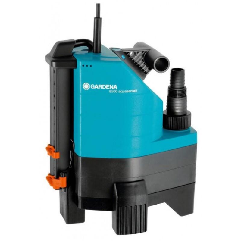 Насос дренажний для брудної води Gardena 8500 Aquasensor Comfort