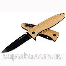 Нож складной Ganzo G620b-1, черный клинок, фото 2
