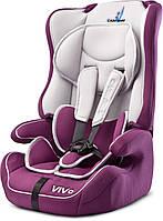 Детское автокресло Caretero Vivo 1-2-3 ( от 9 до 36 кг)  Purple