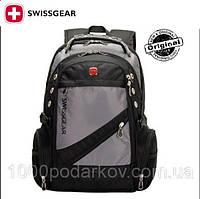 Рюкзак SwissGear / Wenger SA1418Grey   серый оригинал