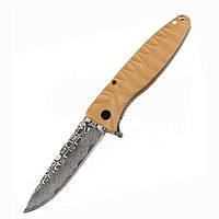 Нож складной Ganzo G620-b2, (травление)