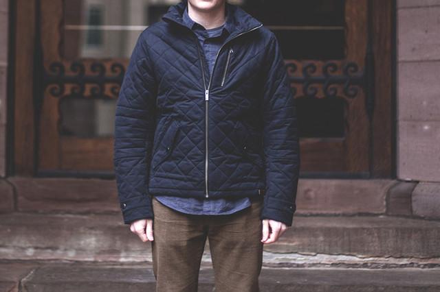 Жилетки и куртки мужские оптом