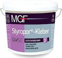 Клей стиропоровый Mgf Styropor-Kleber M18
