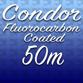 Condor Megastrong Fluorocarbon Сoated 50m
