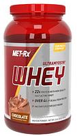 Сывороточный протеин, MET-RX Whey Protein, 907 грам