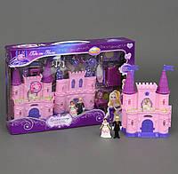 """Домик для кукол """"Замок"""" SG 2979, кукольный домик, на батарейке, свет, звук"""