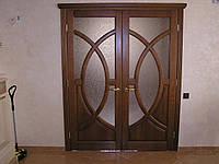 Двери межкомнатные,ширмы,ставни..