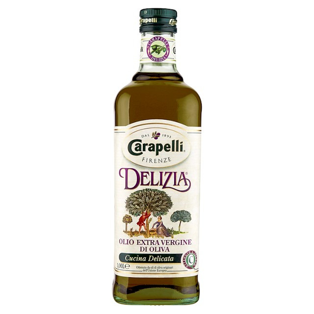 Масло оливковое Carapelli Delizia (extra virgin)