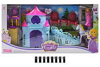 """Домик для кукол """"Замок"""" SS012A, кукольный домик"""