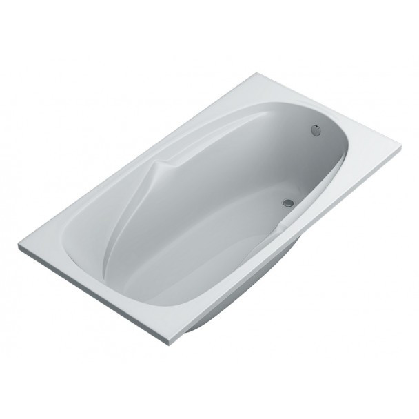Ванна SIMONA 150Х80 акрилова прямокутна Swan