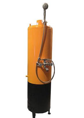 Твердотопливный бойлер 80 литров (под обычный смеситель), фото 2