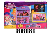 Мебель для кукол 60217, кукольный домик