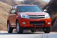 Силовые обвесы Great Wall Hover с 2011 г., кенгурятники и пороги