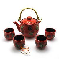 Восточный чайный сервиз на 4 персоны