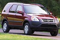 Силовые обвесы Honda CR-V с 2003-2007 г., кенгурятники и пороги