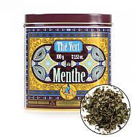 TdO Органический зеленый чай Туарег с мятой / Organic Mint Green Tea Tuareg, 100 г