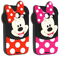 Чехол игрушка Minnie Mouse для Samsung Galaxy J1 mini (J105)