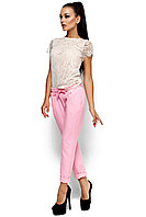 M, L | Жіночі рожеві брюки Brusell