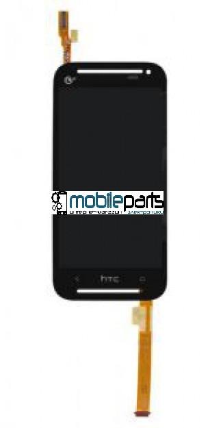 Оригинальный  Дисплей (Модуль) + Сенсор (Тачскрин) для HTC Desire 608t  (Черный)