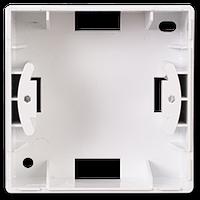 Visage Белый Коробка для наружного монтажа