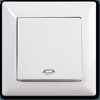 Visage Белый Кнопка контроля освещения