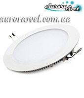 Точечный светодиодный светильник AR-18W 4000-4500/2700-3500 K. LED точечный светильник.