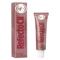 Фарба Refectocil для брів і вій №4.1 - Червоний