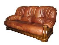 """Классический кожаный диван """"Graf 4090"""" (Граф 4090)"""